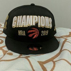 Raptors NBA chaptionship snapback